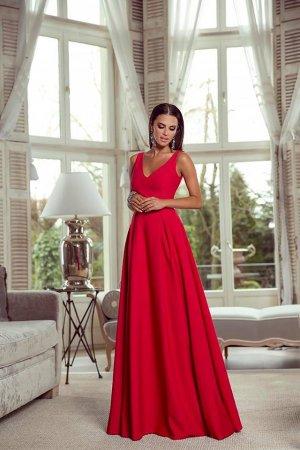 0c099b4712 Sukienka Długa Jessica Czerwona Sukienka Długa Jessica Czerwona