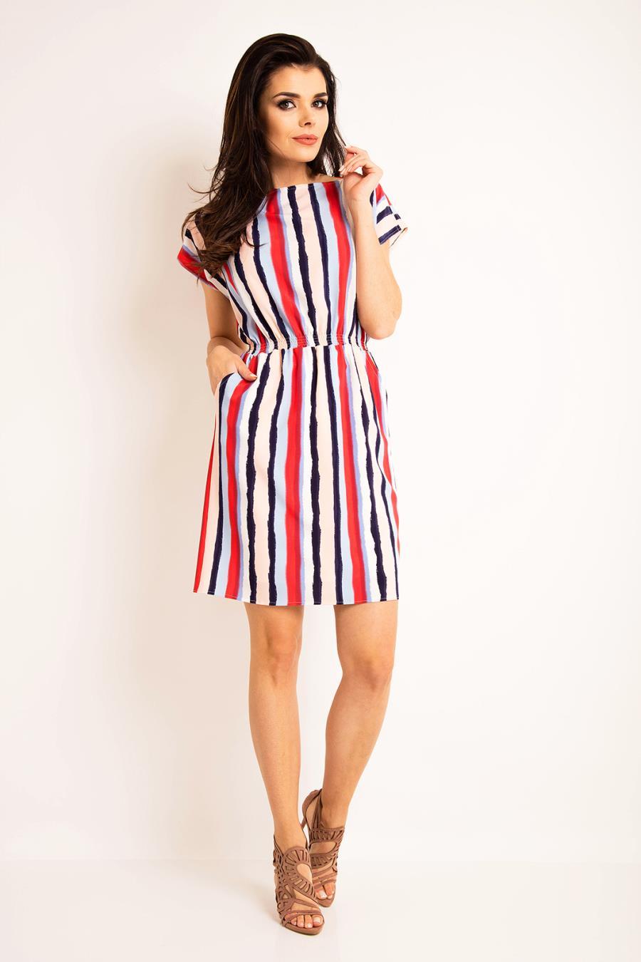 9762b88dcbe907 sukienki, letnie, kolorowe, wiosenne, sklep, online, besima, ...
