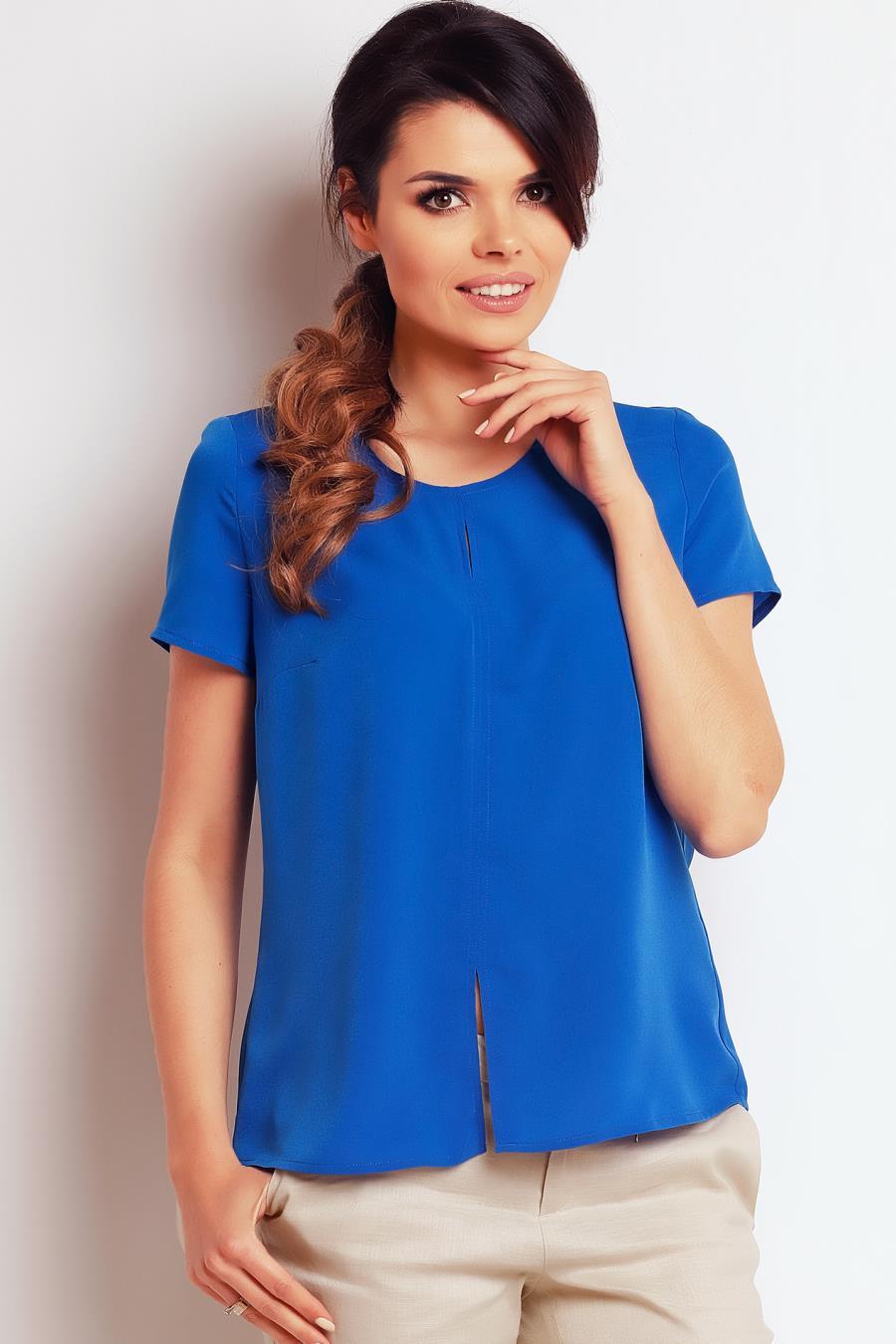 ade719a1925338 bluzki, damskie, chabrowe, modne, sklep, online, letnie, a138 ...